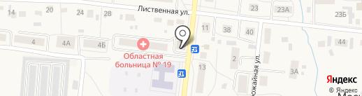 Аристократ на карте Московского