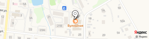 Банкомат, Запсибкомбанк на карте Московского