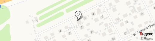 Жасмин на карте Московского