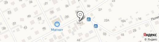 Славянка на карте Московского