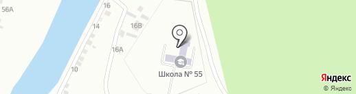 Центр тестирования норм ГТО на карте Кургана