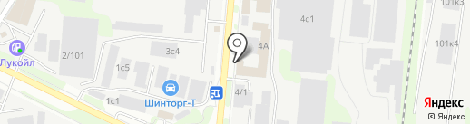 АвтоExpress на карте Тюмени