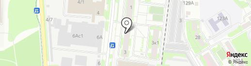 ЮИТ Уралстрой на карте Тюмени