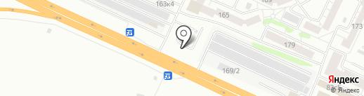 Авто Плюс на карте Тюмени