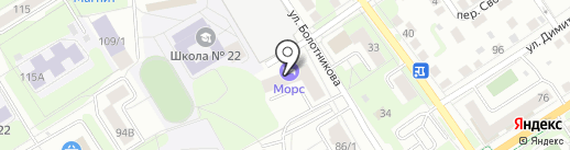 РОСиС-Т на карте Тюмени