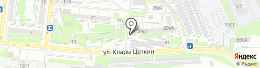 Часики24 на карте Тюмени