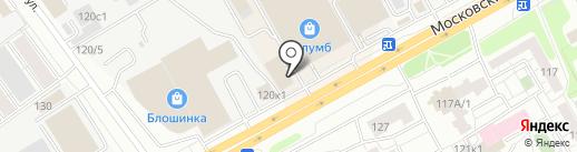Yoshi на карте Тюмени