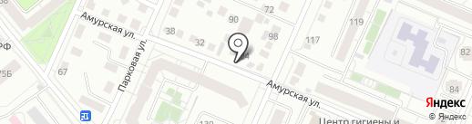 Расчетно-кассовый центр на карте Тюмени
