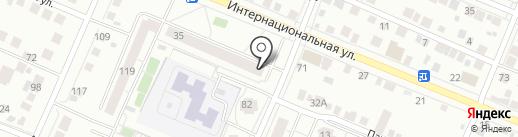 Дежурная аптека на карте Тюмени