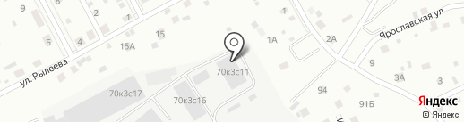 СибирскаяТорговаяКомпания на карте Тюмени