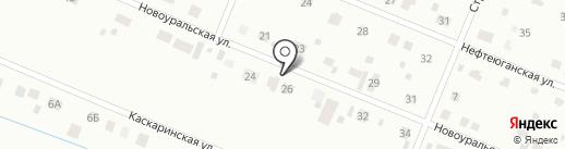 SOWA на карте Тюмени