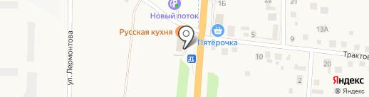 ДЭУ на карте Патрушевой