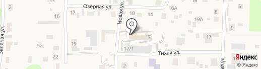 Новые Технологии на карте Патрушевой