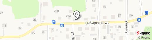 Буржуй на карте Патрушевой