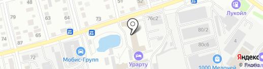 Barbie studio на карте Тюмени