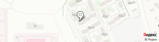 Партнер-Строй на карте Ожогиной