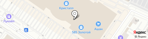 GattakaSport на карте Тюмени