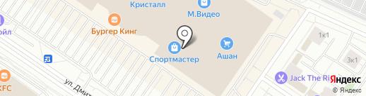 Банкомат, Сбербанк, ПАО на карте Тюмени
