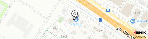 Мебель Групп на карте Ожогиной