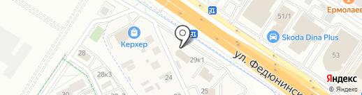 ВашДом на карте Ожогиной