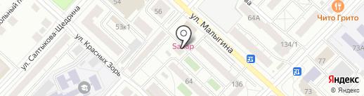 Стройка72.рф на карте Тюмени