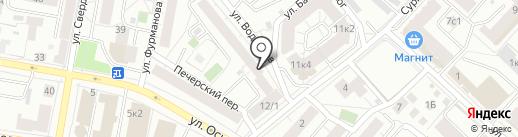 Имидж инвентор на карте Тюмени