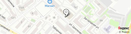 Faberlic на карте Тюмени