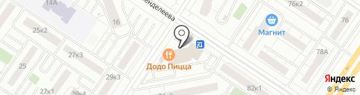 Studio3452 на карте Тюмени