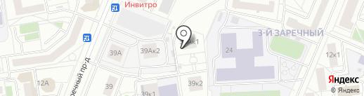 STUDIO IMPULSE на карте Тюмени