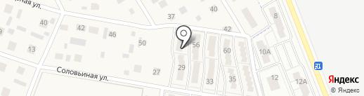 Партнер-Строй на карте Патрушевой