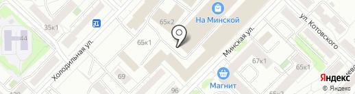 Магазин бытовой техники на карте Тюмени