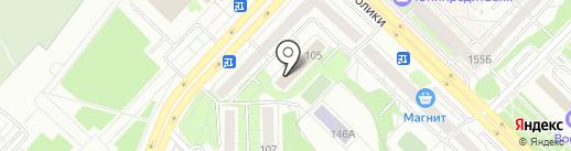 АртЛайф на карте Тюмени