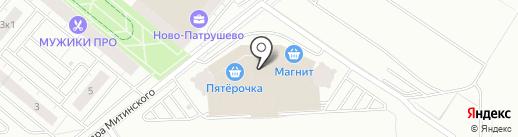 Тюменская домостроительная компания на карте Патрушевой