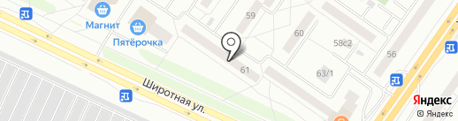 мягкиймишка.рф на карте Тюмени