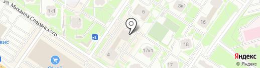 Lucky ПИЦЦА на карте Тюмени