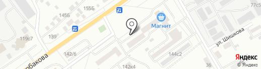 Магазин игрушек на карте Тюмени