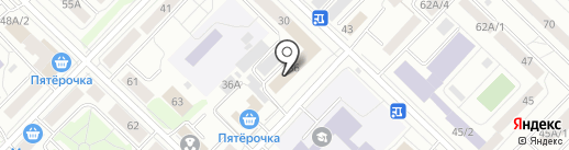 СИБИРЬТРАНСАЛЬЯНС на карте Тюмени