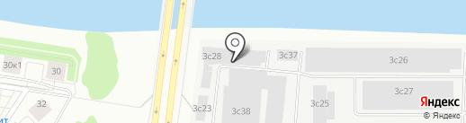Торговый дом Сибтэк на карте Тюмени