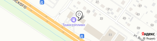 Плюс Авто на карте Тюмени