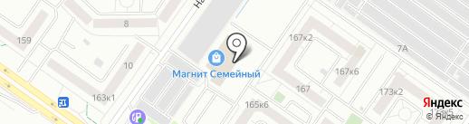 Дон Бутон на карте Тюмени