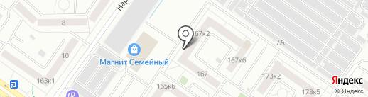 Студия стиля на карте Тюмени