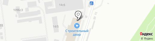 Закусочная на карте Тюмени