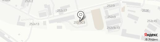 Комплект плюс на карте Тюмени
