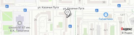 Центр доставки товаров из IKEA на карте Тюмени
