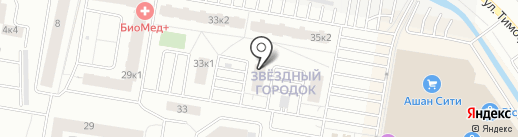 Сбербанк, ПАО на карте Тюмени