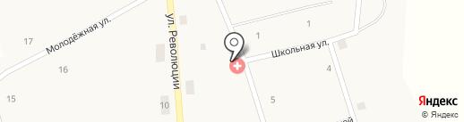Почтовое отделение на карте Архангельского