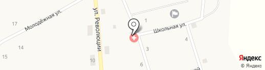 Участковый пункт полиции на карте Архангельского