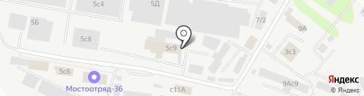 Бюро недвижимости на карте Тюмени