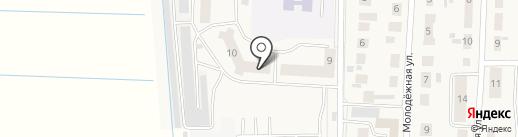 Парикмахерская на карте Боровского