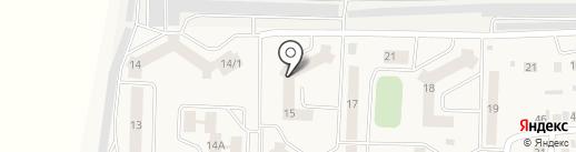 Фабрика чистоты на карте Боровского